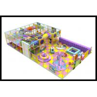 Best Smart Design Used Super Mall Commercial Kids Indoor Playground Equipment for Sale wholesale