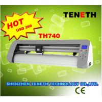 Best Professional Cutting Vinyl Plotter Cutter with Optical Eye Model TH74OL wholesale