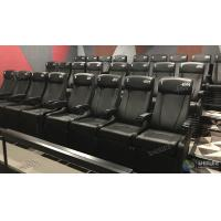 Best Theme Park 4D Movie Cinema System Motion Film Theater Equipment With Attracting 12 Dynamic Special Effects wholesale