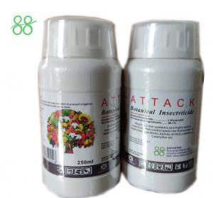 Best Azadirachtin 1%EW 0.3%EC Botanical Pesticide wholesale