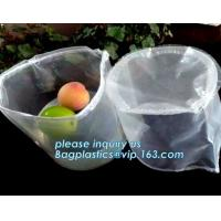 Best Heavy Duty Waste Bags , Heavy Duty Resealable Poly Bags Pot Liners wholesale