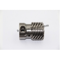 China Sulzer Projectile Looms Parts WORM GEAR 8:55 912510118 912.510.118 912-510-118 on sale