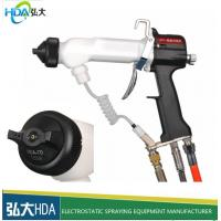 Best HAD-1020 High pressure air manual electrostatic liquid paint spray gun manufacturer wholesale