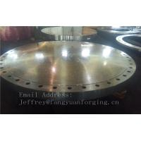 China ASME Or Non - standard F316L F304 High Pressure Stainless Steel Flange Blind Plate on sale