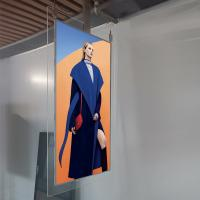 Buy cheap Android Indoor Digital Signage , Double Sided Digital Signage 55 Inch from wholesalers