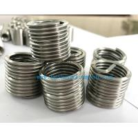 Best 304 high temperature resistant alloy stainless steel screw thread inserts by bashan wholesale