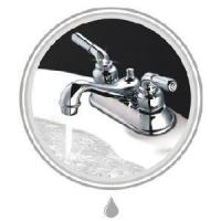 """Best 2010 New 4"""" Plastic Faucet With Two Handles (JY-1108) wholesale"""