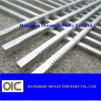 China Aluminum Gear Rack , Gear Racks , type M0.5 , M1 , M1.5 , M2 , M2.5 , M3 , M4 , M5 , M6 , M7 ,M8 , M9 ,M10 ,M11 ,M12 on sale