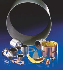 Best Tin Bronze Lead Bimetal Bearing Bushes High Hardness wholesale