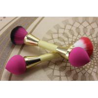 Best Wool Puff Senior Cosmetic Brush Sets , Makeup Gift Set Cosmetic wholesale