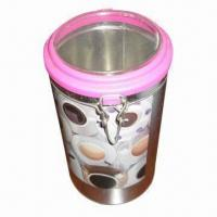 Best Candle gift box with plastic lid, recyclable wholesale