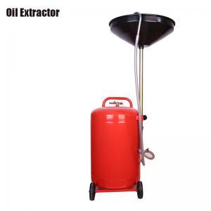Best Car Engine Vacuum Air Operated Oil Drainer Pneumatic 1 Bar 10L Tank wholesale