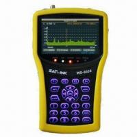 Best Satellite Finder with DVB-S/T Combo Instrument and Spectrum Analyzer wholesale