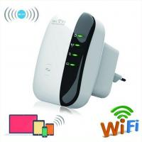 China Wireless N Wifi Repeater 802.11N/B/G Network Router Range 300Mbps signal Antennas booster on sale