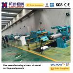 Best High Speed Cut to Length line Machine Uncoil Straightening Steel wholesale