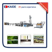 China Flat Emitter Drip Irrigation Tape Line Supplier from China KAIDE factory on sale