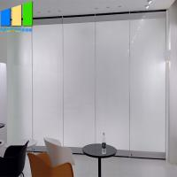 Buy cheap Frameless Sliding Partition Walls Glazed Door Movable Partition Glass Walls For from wholesalers