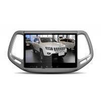 Best IPS Capacitive Screen Android Car DVD Stereo 10.1 Inch With Jeep Compass wholesale