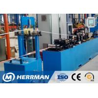 Best Metallic Pipe Corrugated Pipe Line , HV Corrugated Pipe Machine For Fire Retardant Cable wholesale