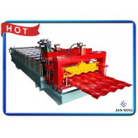 Best IBR Corrugated Roof Sheet Roofing Glazed Tiles Roll Forming Making Machine 0.2-0.8mm Thickness wholesale