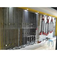 Buy cheap Grade 80 alloy lifting chain, SHORT LINK CHAIN ,EN818-2,CE CERTIFICATE from wholesalers