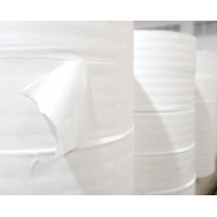 Buy cheap White color melt-blown filter non-woven fabric textile material fabric woven from wholesalers