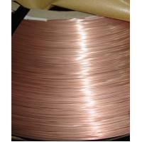 Best Brass Plated Steel Wire Rod Φ0.89mm For Automobiles , Yield Rate 94% wholesale