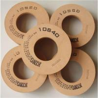 Buy cheap High quality low cost 10S glass polishing wheel substitute for Italy RBM wheel from wholesalers
