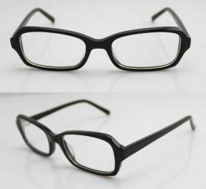 Best Classic Lightweight Acetate Mens Eyeglasses Frames for Promotion 50-16-135mm wholesale