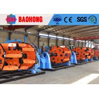 Best Cable Machine Manufacturer Cable Laying Up Planetary Gear Stranding Machine wholesale