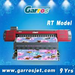 Best Digital Textile Sublimation Printer Woven Fabric Printing Machine Garros RT1801 wholesale