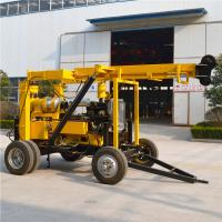 Best XYX-3 Hydraulic Rotary Diamond Core Drilling Rig Water Well Drilling Machine On Sale wholesale