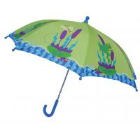 Best 2-fold safety open kids camouflage umbrella wholesale