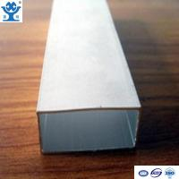China High quality competitive price extruded aluminum rectangular tubing on sale