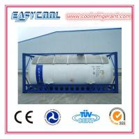 Best R134A gas with ISO-Tank in bulk with fast dilivery in 3 days wholesale