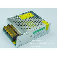 Best 60 Watts Constant Voltage Switching Mode Power Supply Ac to Dc 12 Volt 5 amp for CCTV LED Strips wholesale
