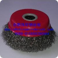 Best Crimped Wire Cup Brushes,Stainless Steel Wire wholesale