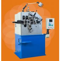 Buy cheap Compression Spring Manufacturing Machine With Wire Feeding Axis / Cam Axis product