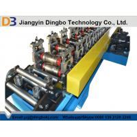 Best Cut - to - length Slat Shutter Door Roll Forming Machine Roll Forming Line wholesale