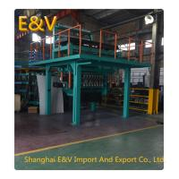Cheap Customized Size Copper Strip Continuous Casting Equipment 250Kw Three Body Furnace for sale