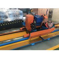 Best Semi-Automatic Manual Type Metal Circular Cold Cut Pipe Saw / Pipe Cutting Beveling Machine wholesale