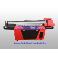 Best High Stability Wide Format UV Printer With 3 or 4 Richon Print Heads wholesale