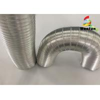 Best House Ventilation Stretchable Semi Rigid Air Conditioning Flexible Aluminum Duct wholesale