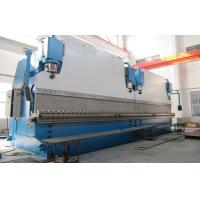 Buy cheap 800T / 6000mm Electric hydraulic CNC Tandem Press Brake With Bending Steel Plates product