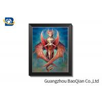 Best Lenticular 3D Printing Picture , Picture 5D Lenticular For Decoration wholesale