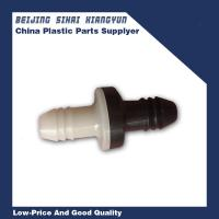 """Best PA66 Silicone HHO Single Way Check Valve 3/8"""" Inline Fuel Stop Valve wholesale"""