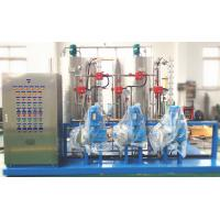 Buy cheap Phosphates Chemical Dosing Equipment , Chemical Metering Pumps For Sewage Treatment product