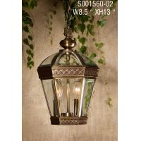 Buy cheap Senior American and European style outdoor lamp, outdoor lamp, outdoor lamp S001560 product