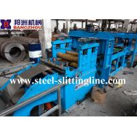 Best Automatic Steel Cut To Length Line , 0-50m/min Line Speed 5T Weight wholesale