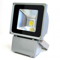 China Aluminum Alloy 12V 80W (1pcs*80W) LED Projector lamps Cool White 4,500 - 5,500K for Street on sale